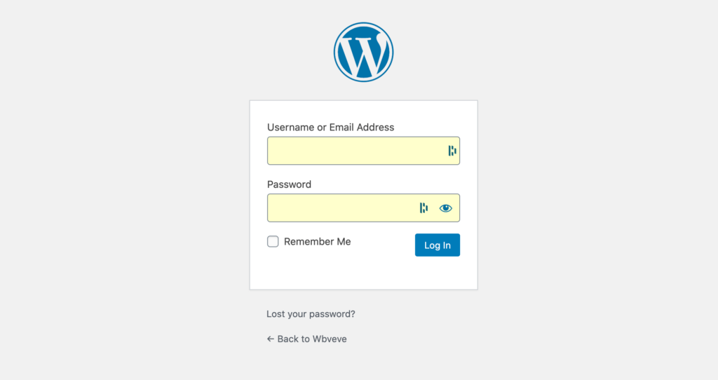 Install WordPress on cPanel-12